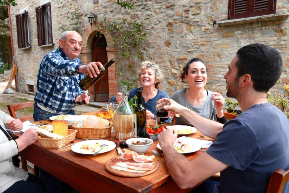 Простые правила жизни практичных итальянцев дальние дали