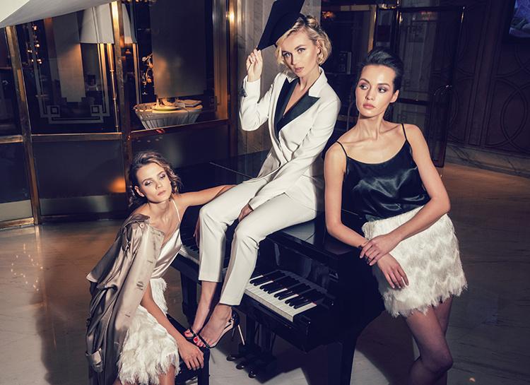 Полина Гагарина и Александр Терехов создали совместную коллекцию: первые фото Мода / Новости моды