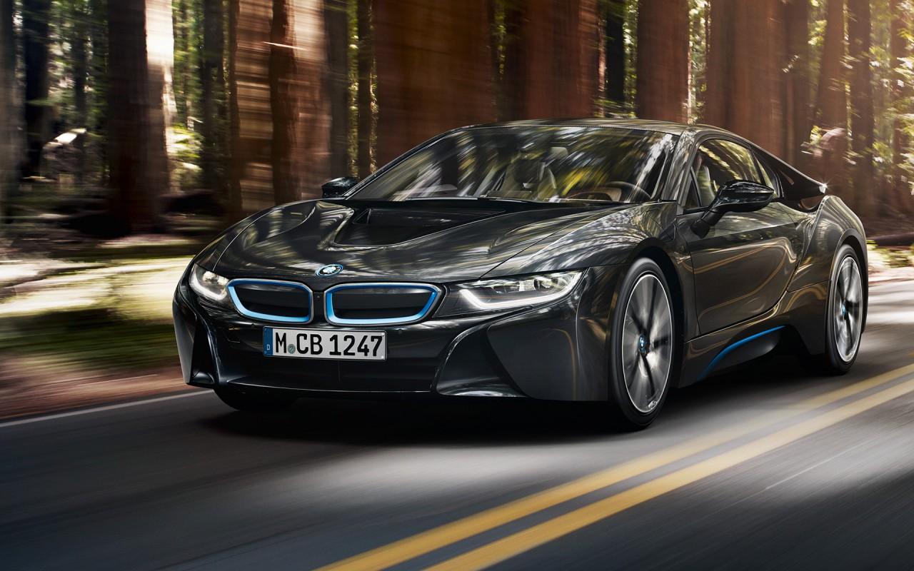 Электромобиль BMW I7: 635 л.с. И автономность 600 км bmw i7