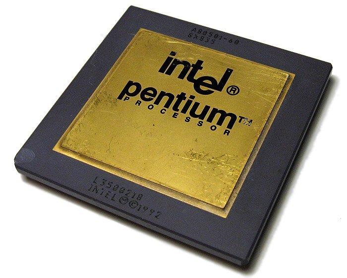 Intel-история успеха Intel