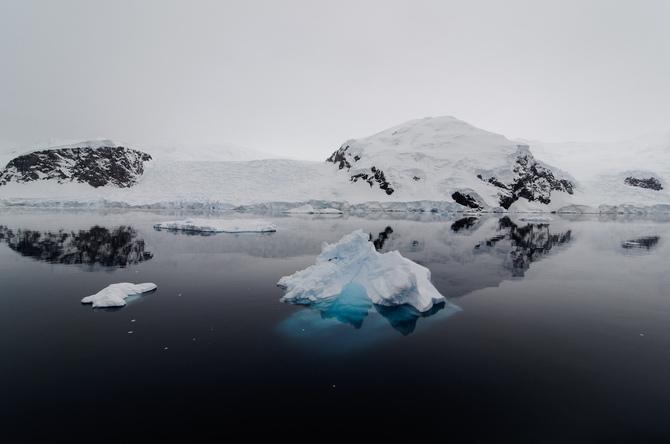 Невероятная Антарктика от Кайла Анстея