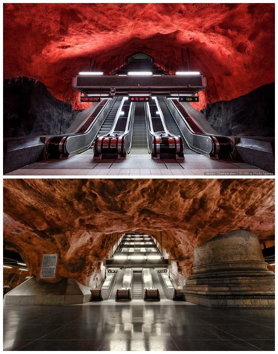 Самые запоминающиеся станции метрополитена, по которым хочется бродить часами 243