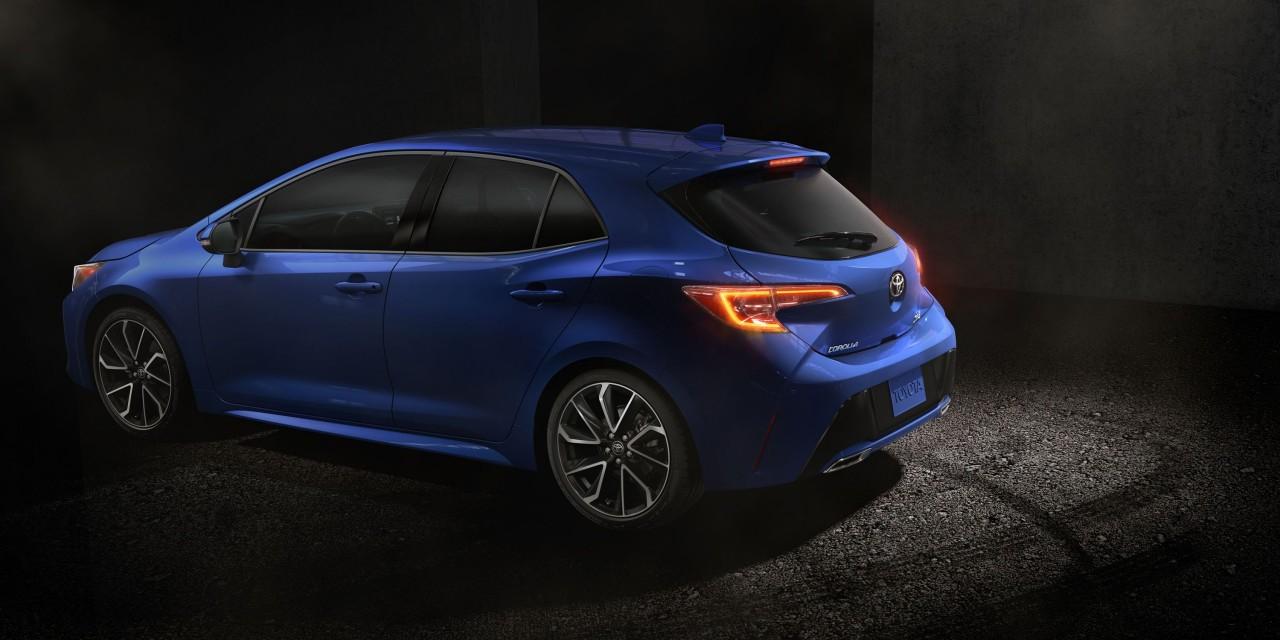 Toyota Corolla для России. Первые подробности 2019