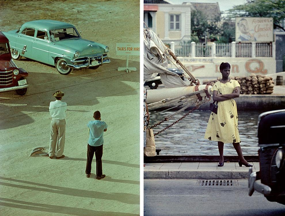 Яркие фото Кубы 1954 года, которая выглядит действительно как свободная страна авиатур