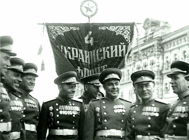 Леонид Ильич Брежнев – боевой офицер, отличавшийся личным мужеством и храбростью