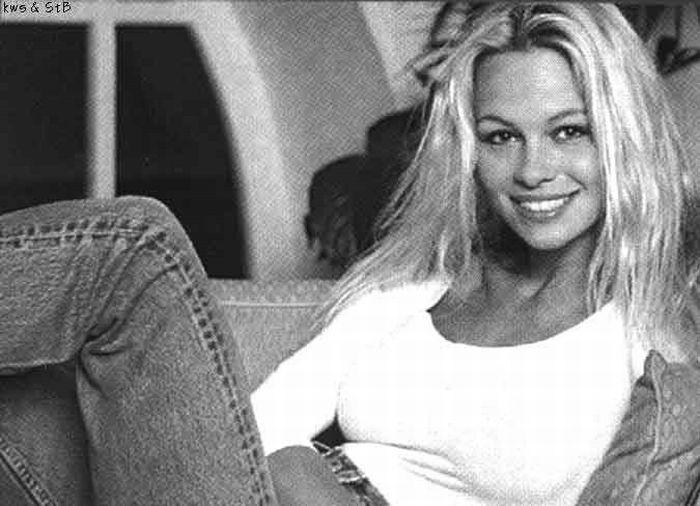 Помните, какой симпатичной и сексуальной была Памела Андерсон в молодости? Классные фото! актрисы