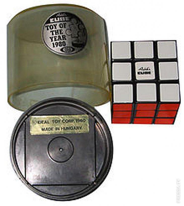 Самая популярная в мире игра-головоломка. Тайны кубика Рубика