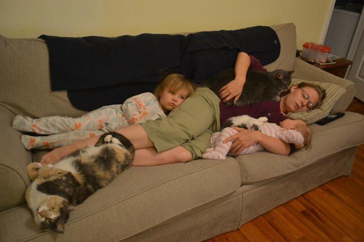 19 трогательных моментов из семейной жизни, которые лучше любых слов расскажут о любви воспитание