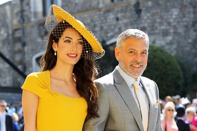Джордж Клуни защитил Меган Маркл от нападок хейтеров и сравнил ее с принцессой Дианой новости