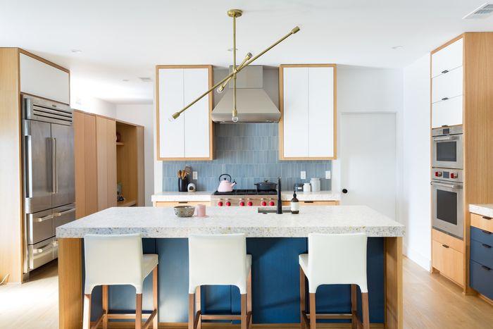 Свежее дыхание: современный и стильный дом в Лос-Анжелесе дом