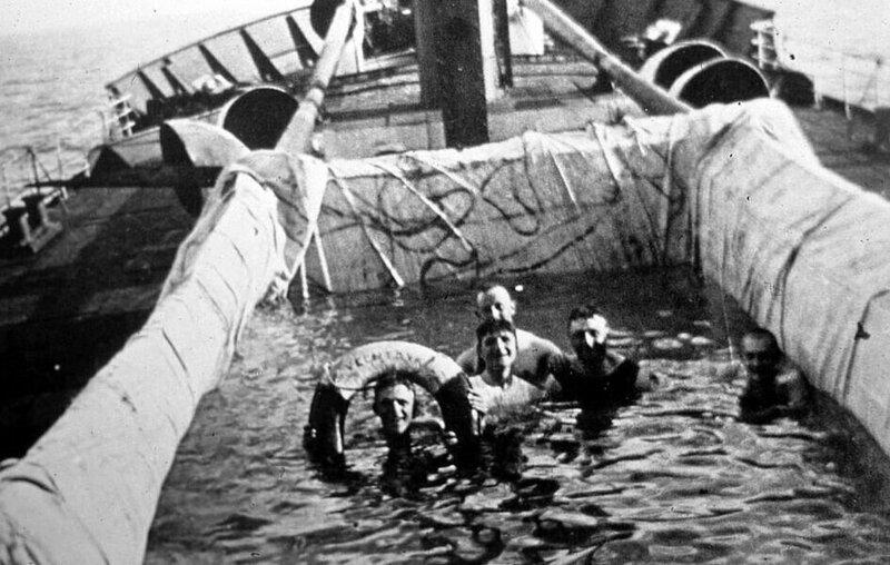 За 150 лет вокруг света: история морских круизов в уникальных фотографиях