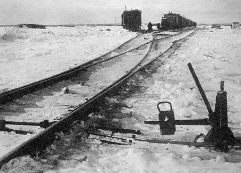 Мертвая дорога-призрак: трагическая история строительства Трансполярной магистрали