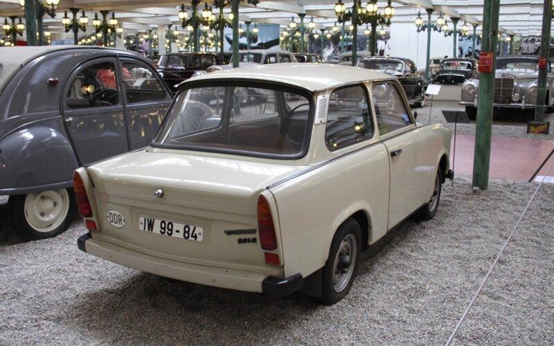 Trabant 601 - народный автомобиль из ГДР