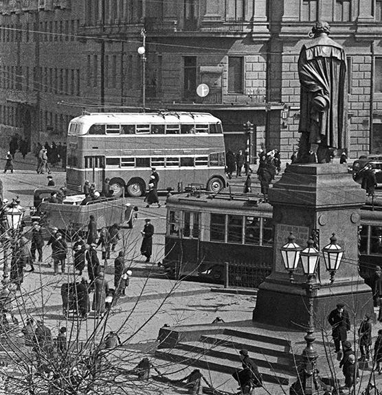 Московский двухэтажный троллейбус: «На втором этаже разрешалось курить» марки и модели