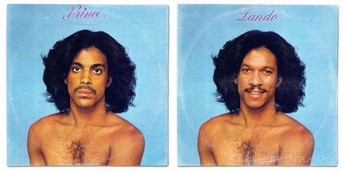 Знаменитые обложки музыкальных альбомов в стиле