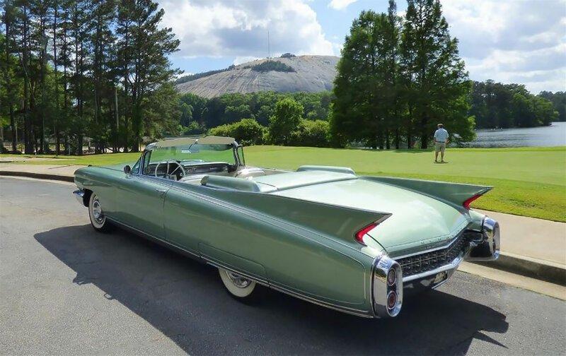 Кадиллак Эльдорадо: роскошное автомобильное ретро история автомобилей
