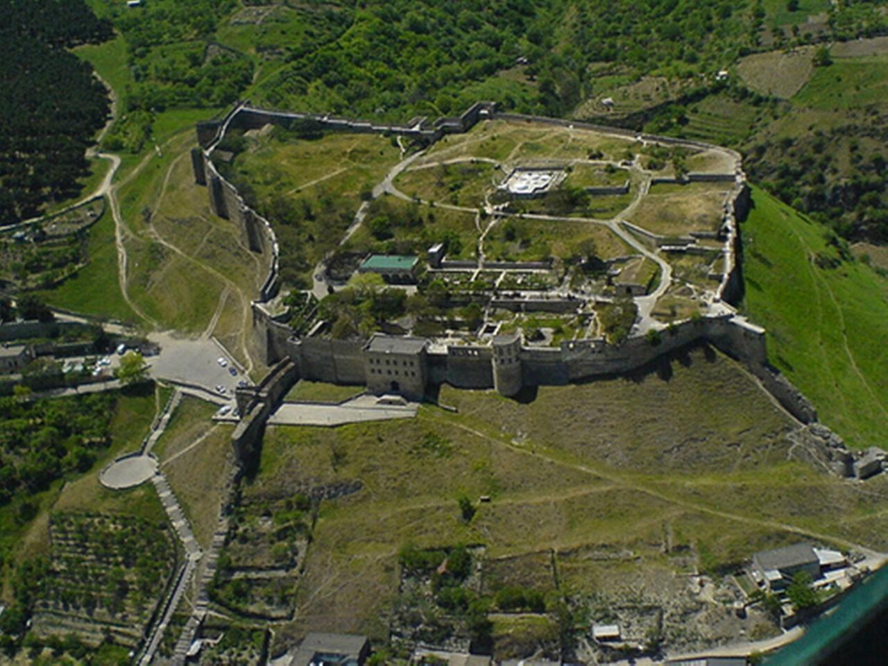 Этому городу России более 7 000 лет дальние дали