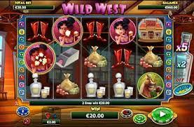 Wild West, слот от NextGen с оригинальными фриспинами